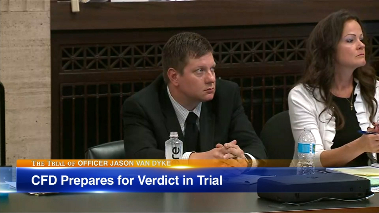 Chicago police officer Jason Van Dyke is on trial for the fatal shooting of teenager Laquan McDonald.
