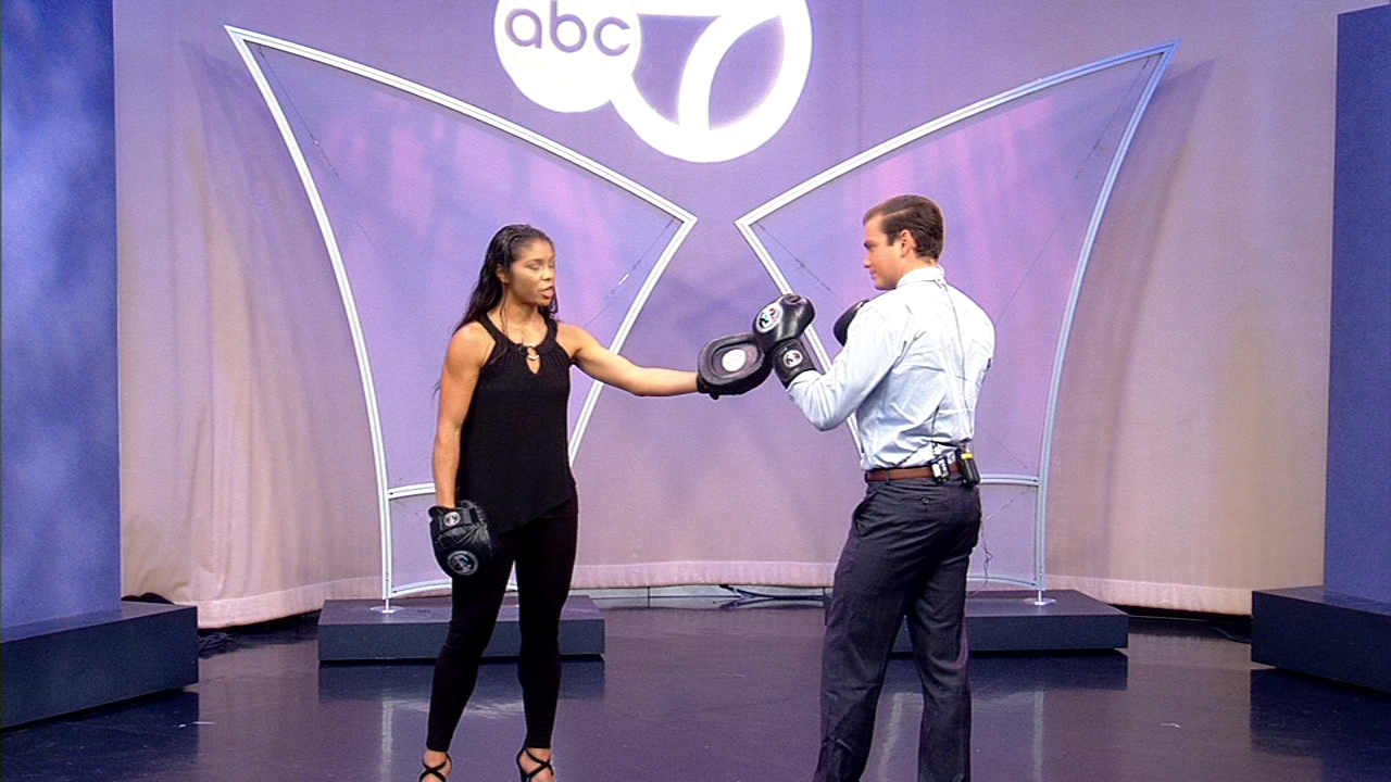 Chicago boxer Jessica McCaskill will box in the Worlds Collide championship at Wintrust Arena.