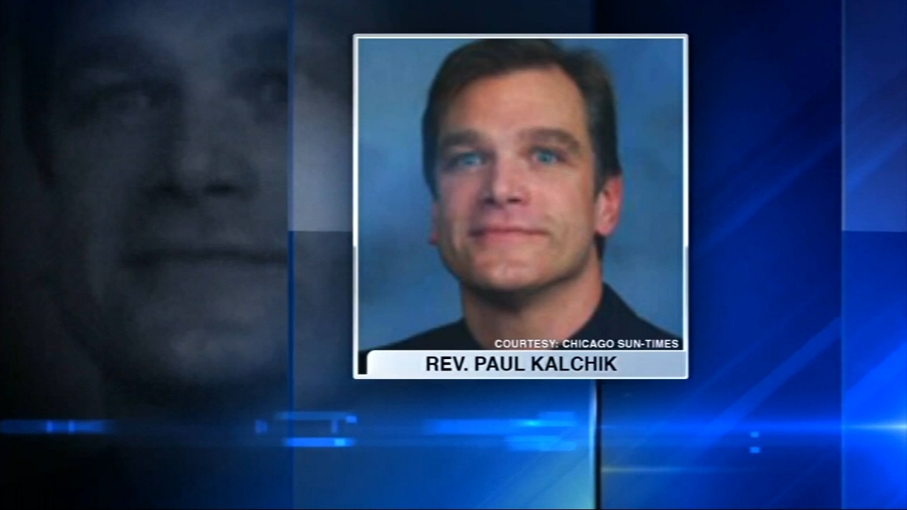 Paul Kalchik was removed as pastor at Resurrection Catholic Church in Chicagos Avondale neighborhood.