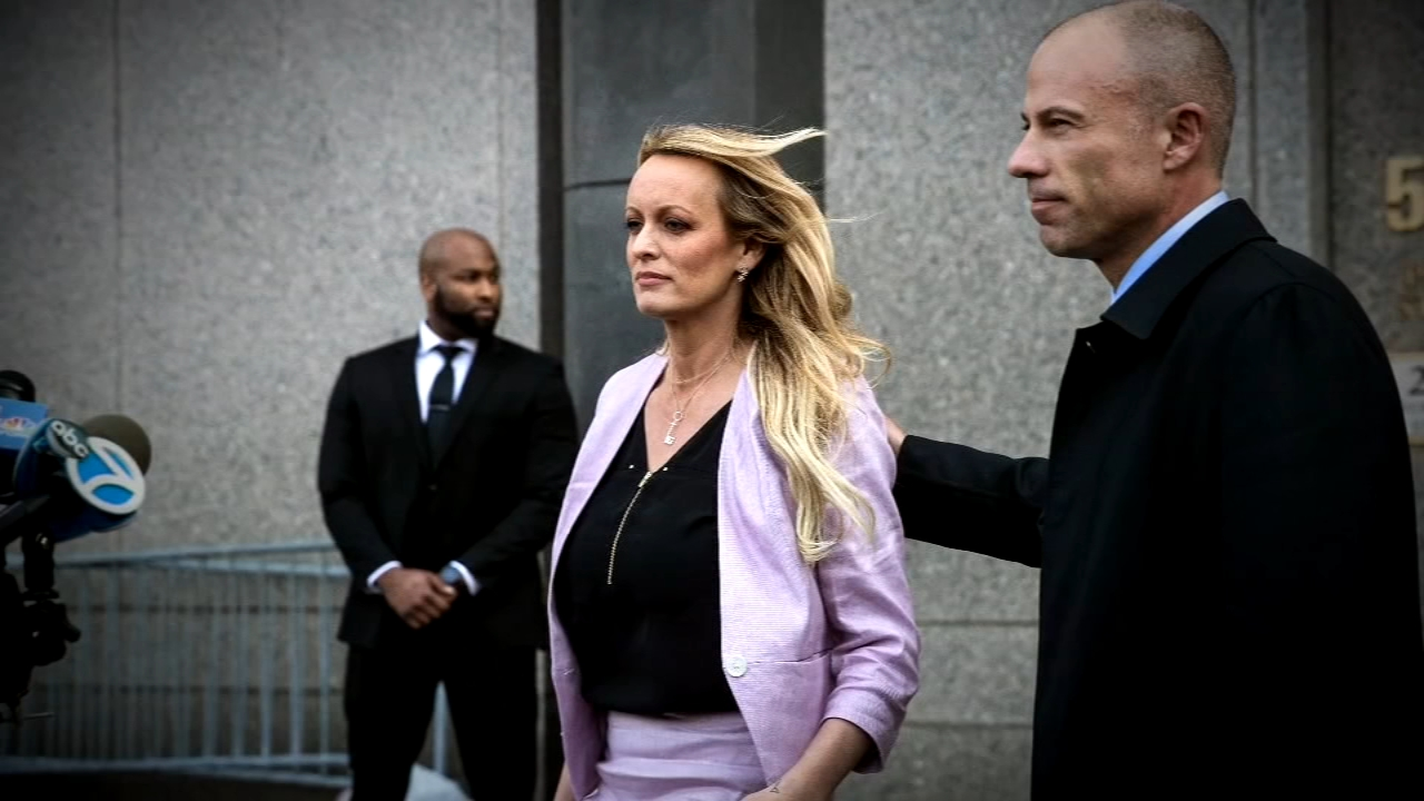 Attorneys return to court Monday to determine the fate of the Stormy Daniels NDA.