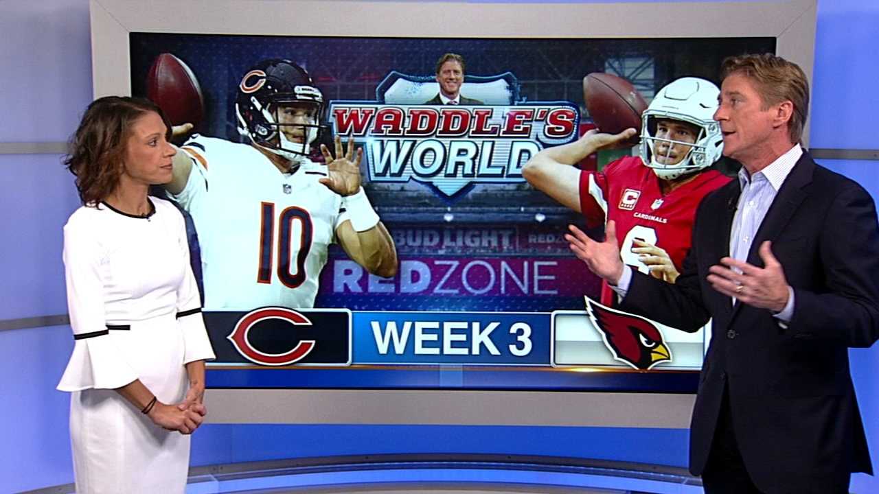 Waddles World: Bears beat Cardinals, 16-14
