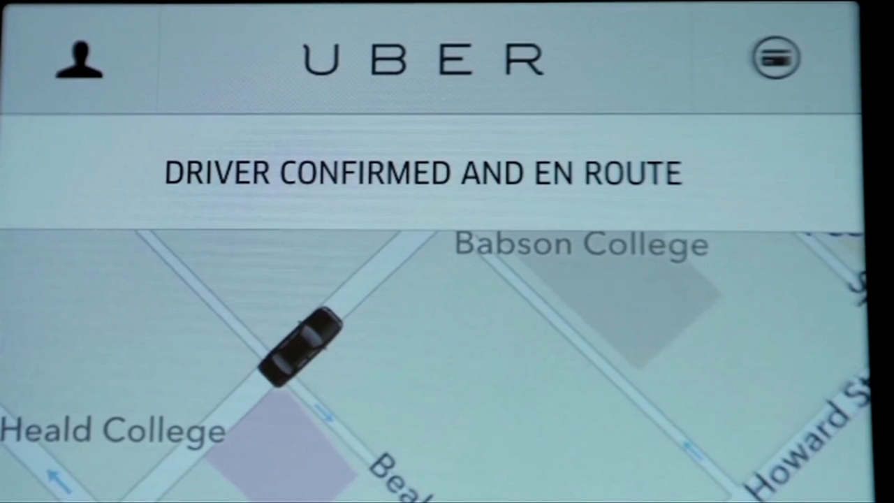 Your Uber account can be stolen, and then used by a stranger anywhere in the world, and you have to deal with getting the bill reversed.