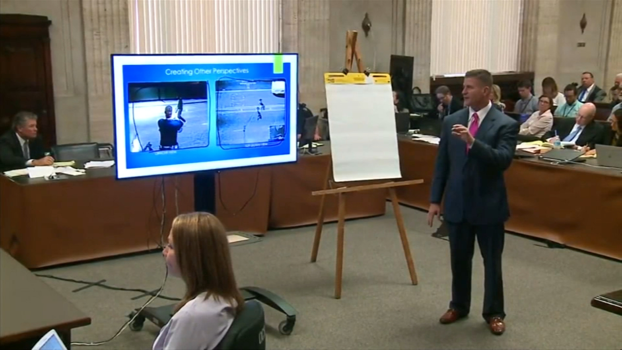 Defense attorneys called two more witnesses Tuesday in the murder trial of Chicago Police Officer Jason Van Dyke.