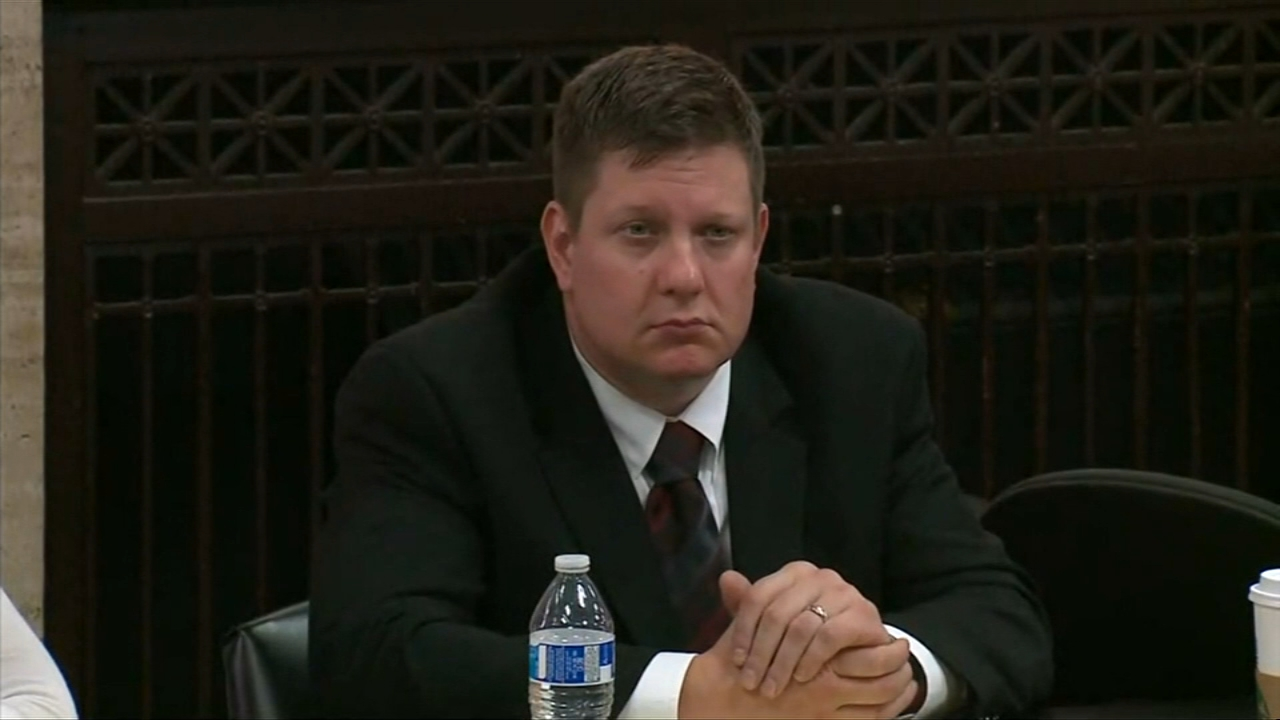 The defense entered a third day of testimony at the murder trial of Chicago Police Officer Jason Van Dyke.