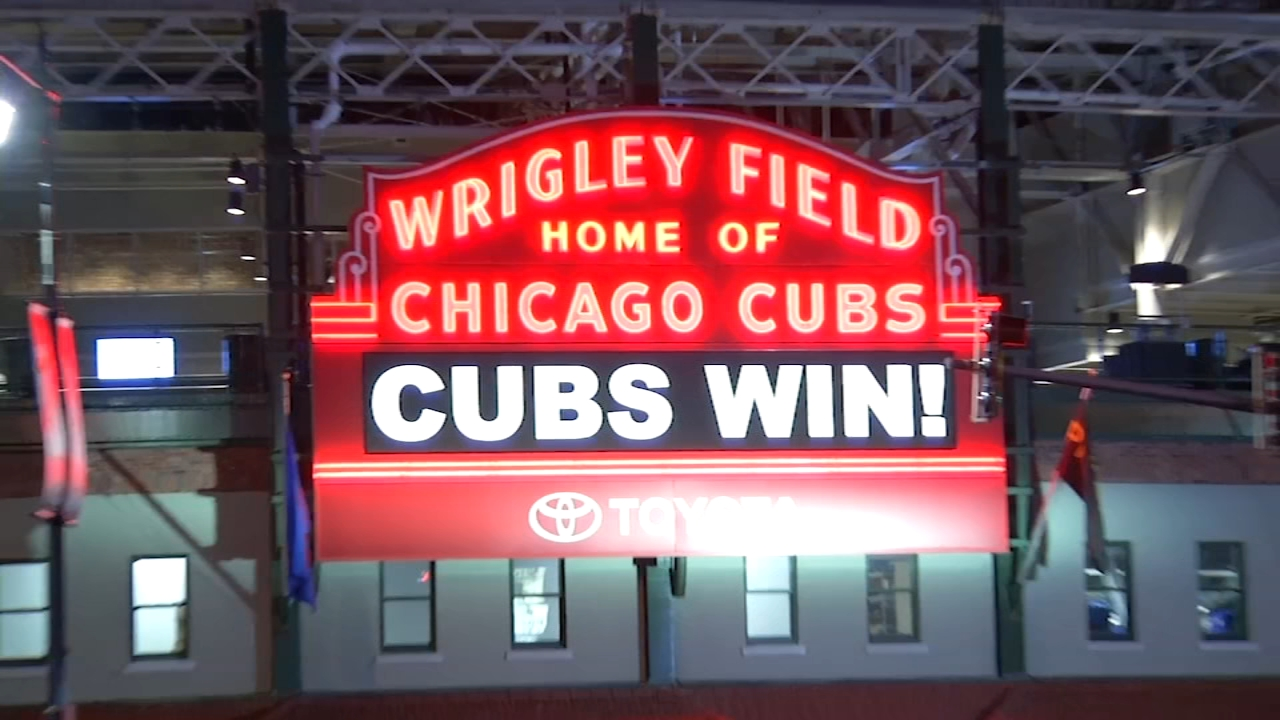 The Cubs are going to the playoffs for a fourth straight year.
