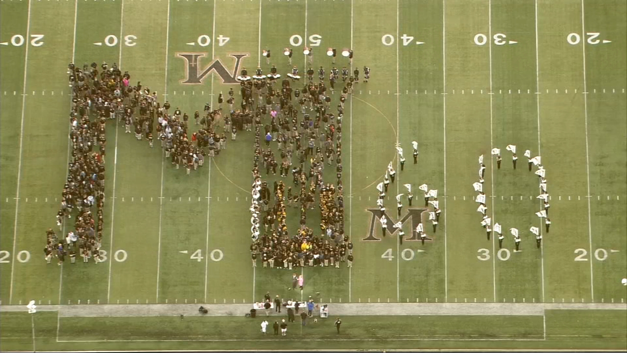 This week, we feature Marian Catholic High School on ABC7s Friday Flyover, celebrating high school sports!