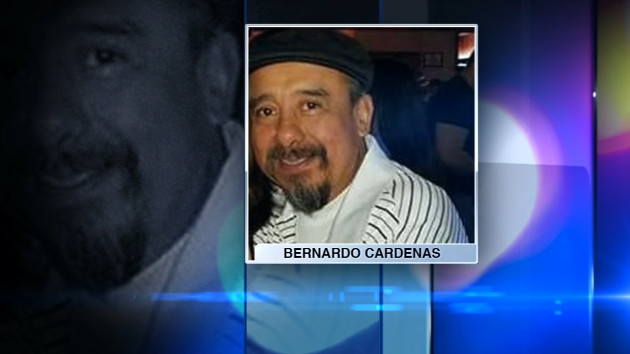 The family of a man badly injured in a hit-and-run accident in Albany Park made an emotional plea Friday for help finding the person responsible.