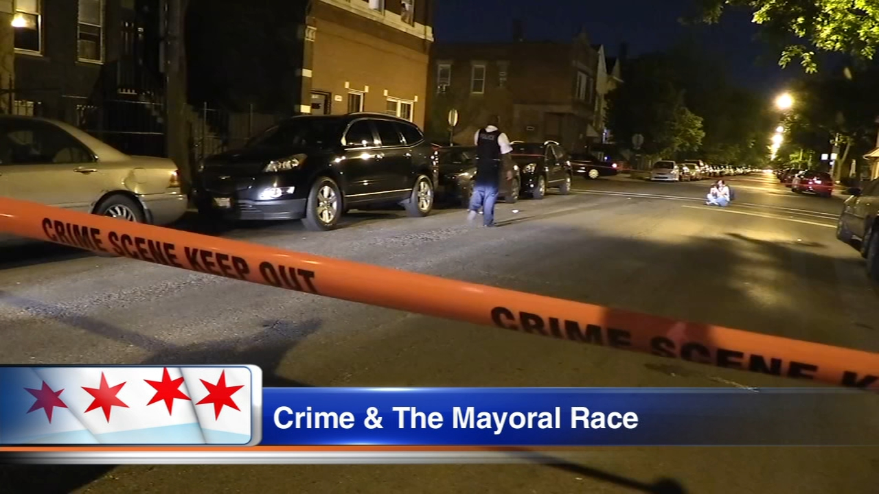 Crime is shaping up to be a main issues in the Chicago Mayoral race.  And since Mayor Rahm Emanuel wont be running for re-election, voters will get to choose a fresh face to take