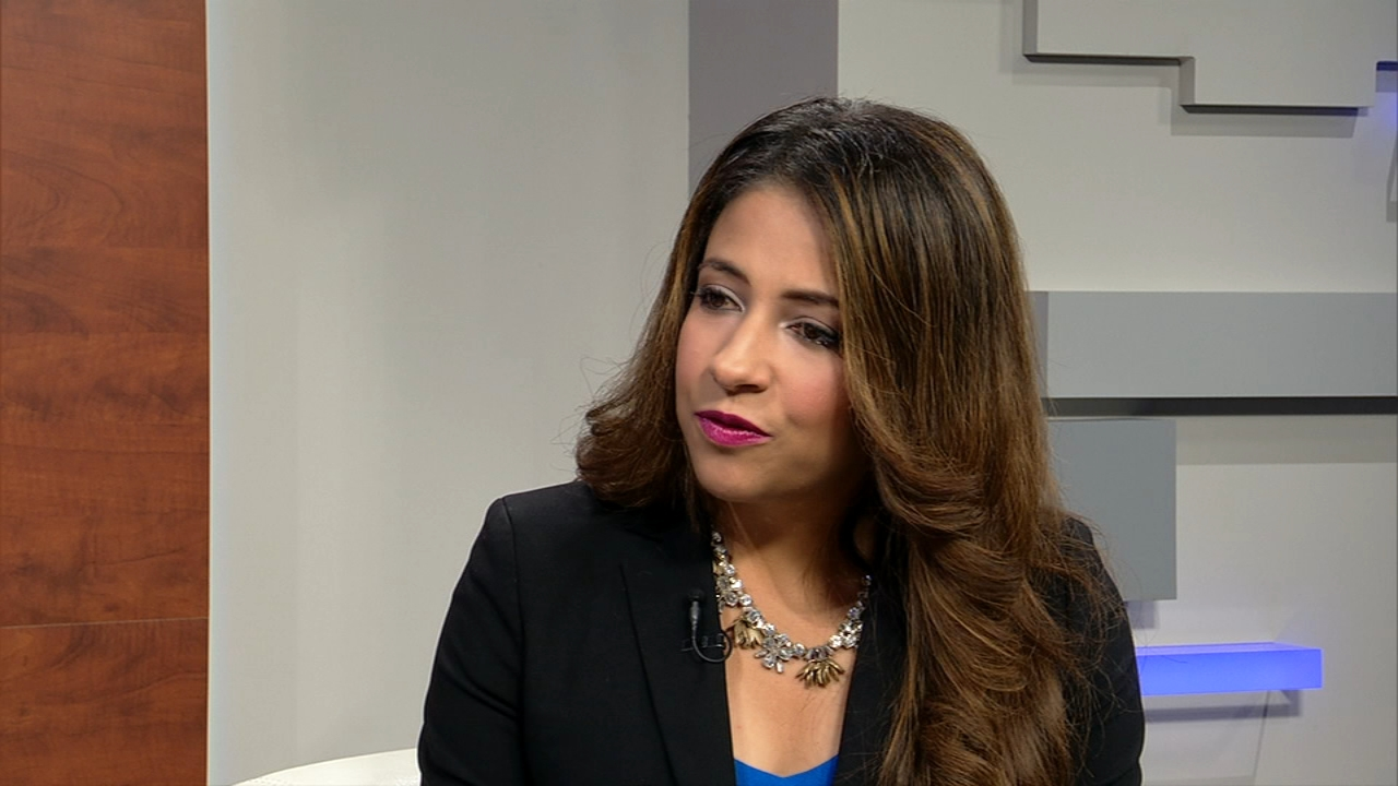 Erika Harold is the Republican candidate for Illinois Attorney General.