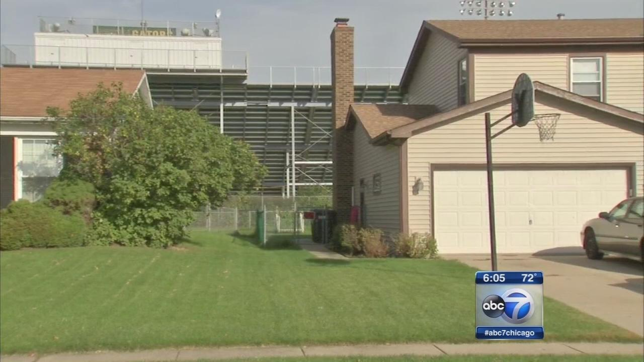 Crystal Lake bleachers to be demolished
