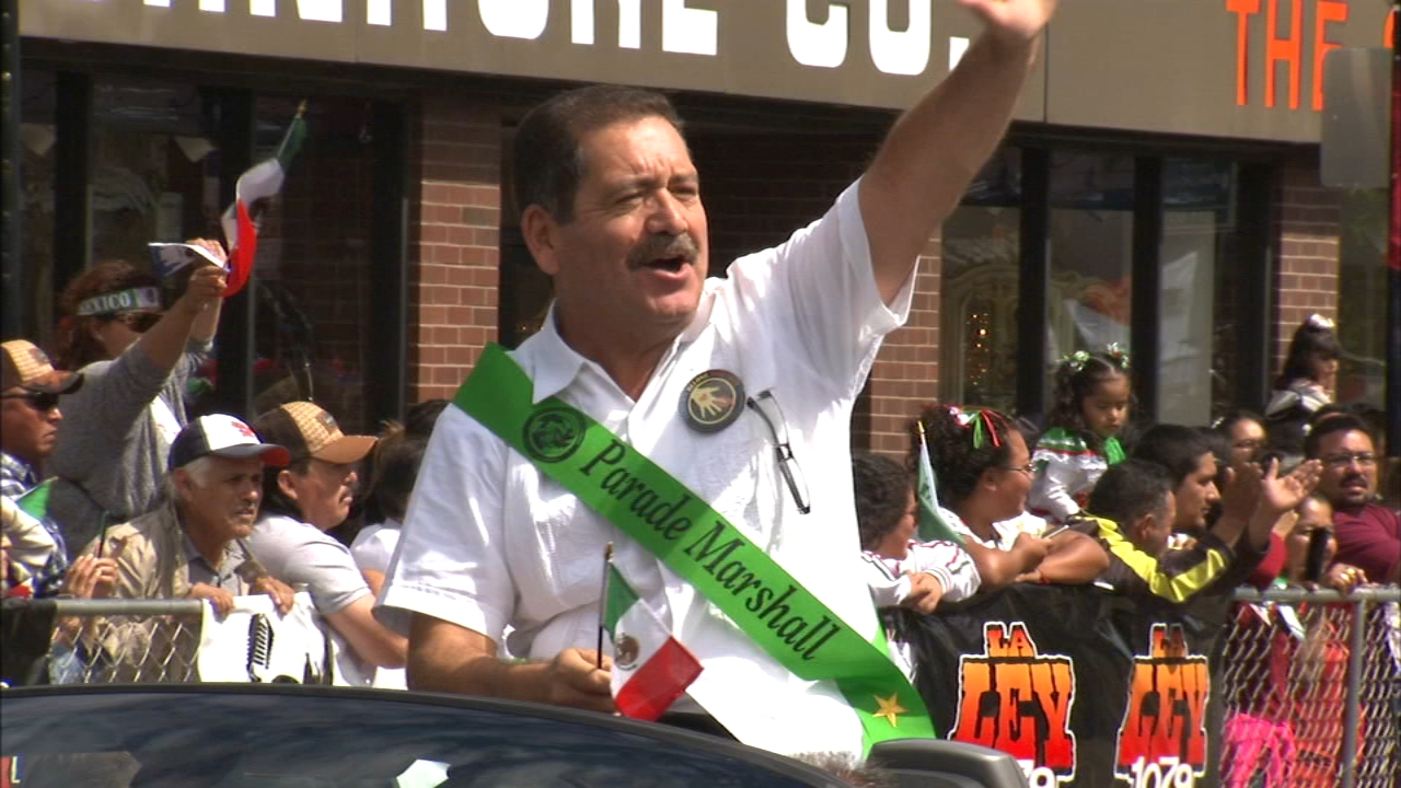 Jesus Chuy Garcia forced Chicago Mayor Rahm Emanuel into a runoff in the 2014 mayoral election.