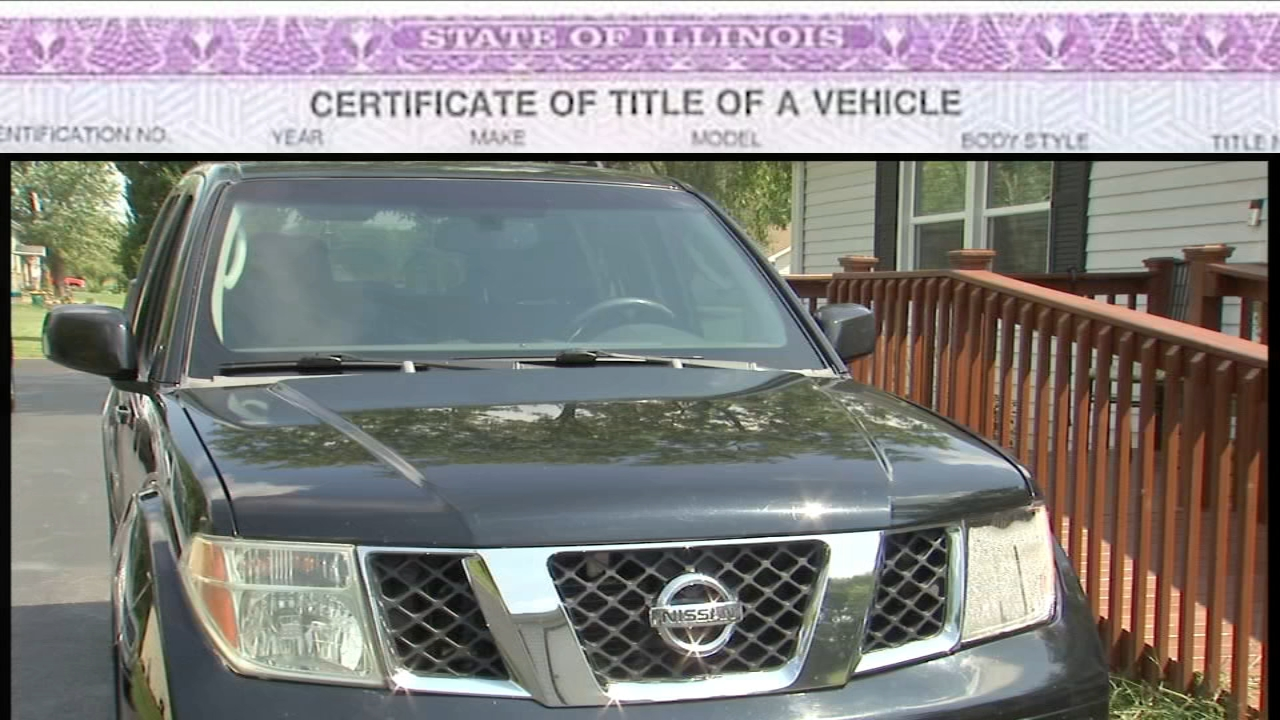 The I-Team found that there are hundreds of cases every year in Illinois where car dealers leave buyers hunting for a missing title.