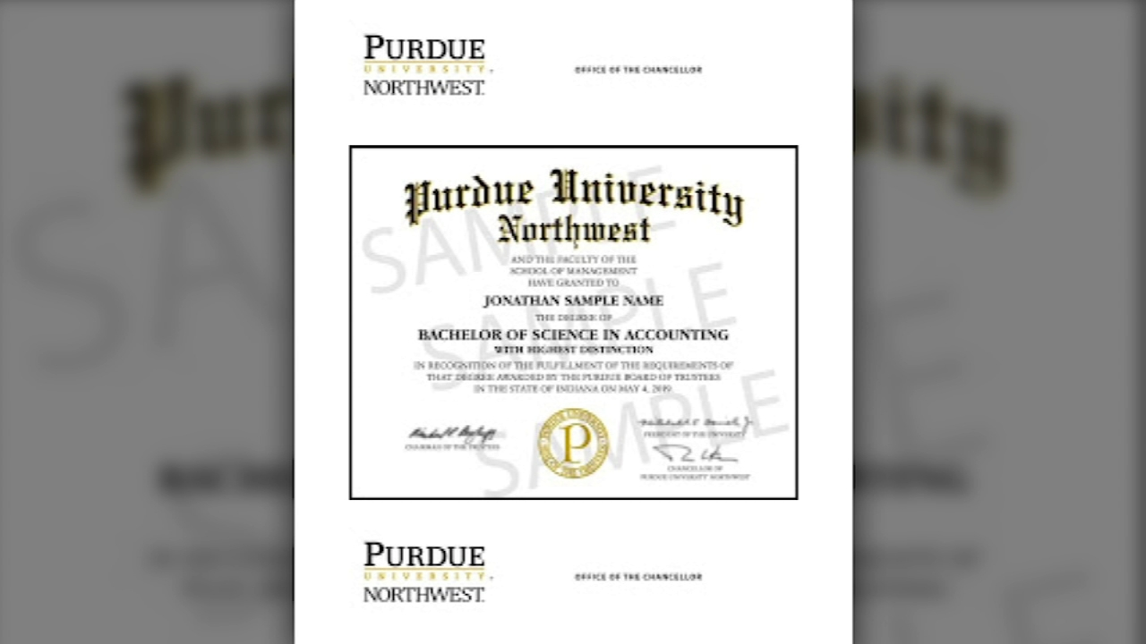 Students at Purdue University Northwest were informed last week that their diplomas would reflect that they graduated from a satellite campus.