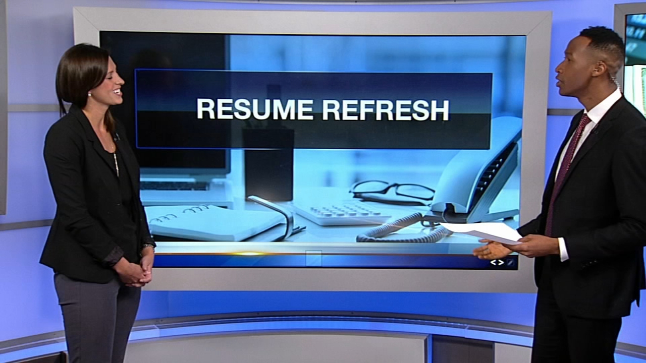 Did you know that the majority of people do not have an updated resume?