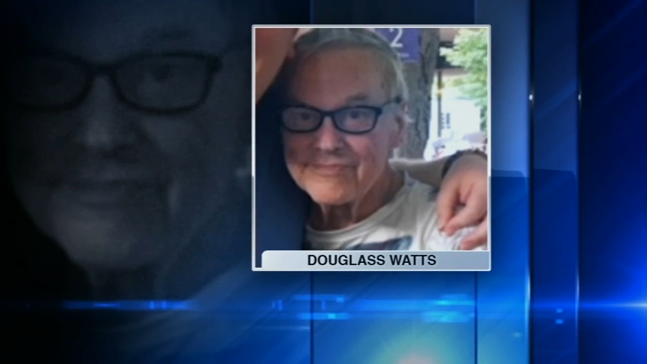 Douglass Watts was shot in the head while walking his dogs.
