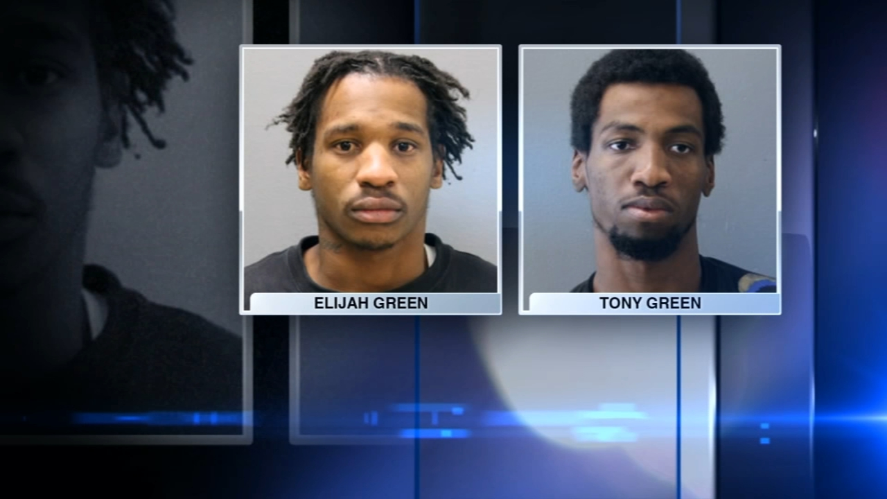 Two Chicago men charged in the murder of a 76-year-old man from northwest suburban Rolling Meadows were ordered held on no bail Monday.