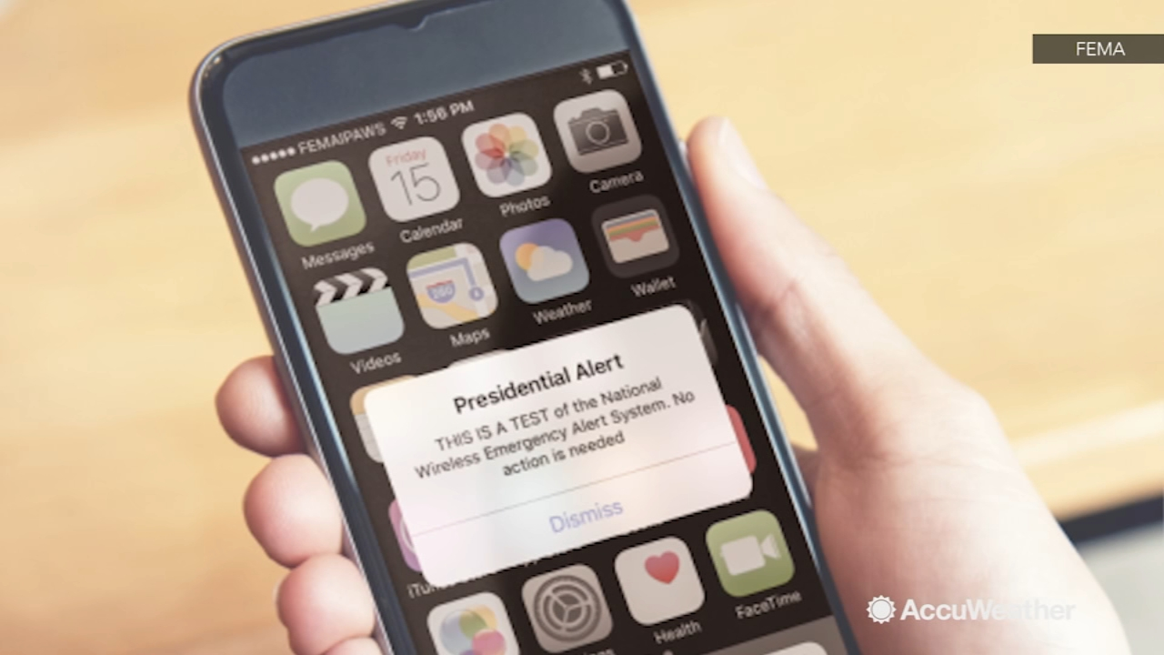 Dont be surprised if you get a text message from the White House on Wednesday.