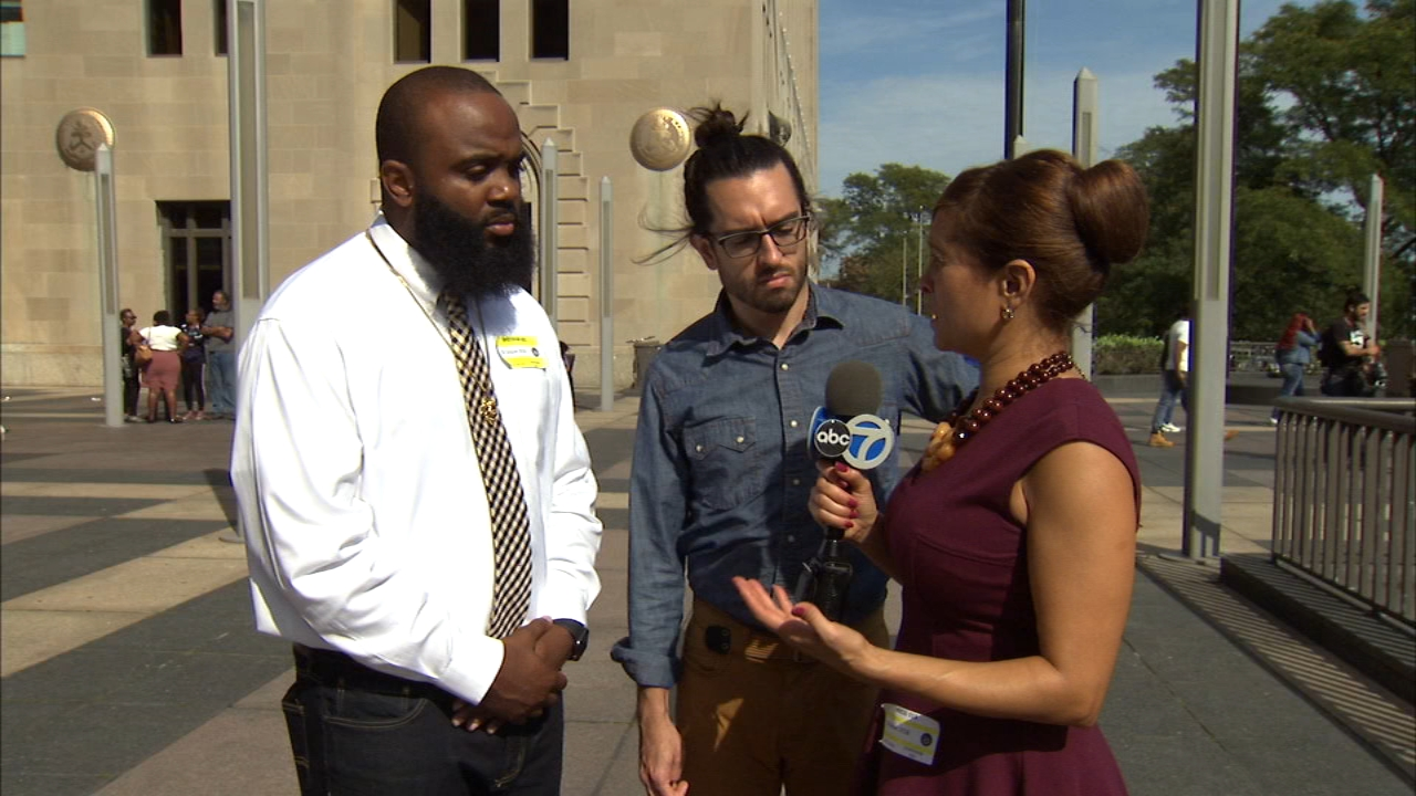 AFTER THE GAVEL: Leah Hope spoke to two people who helped make the Laquan McDonald shooting video public -- activist William Calloway and journalist Brandon Smith