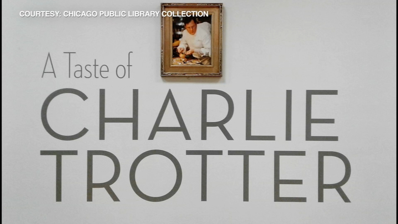 A Taste of Charlie Trotter is a new, free exhibit which opens Friday at the Chicago Public Library and remembers the Trotter who died in 2013.