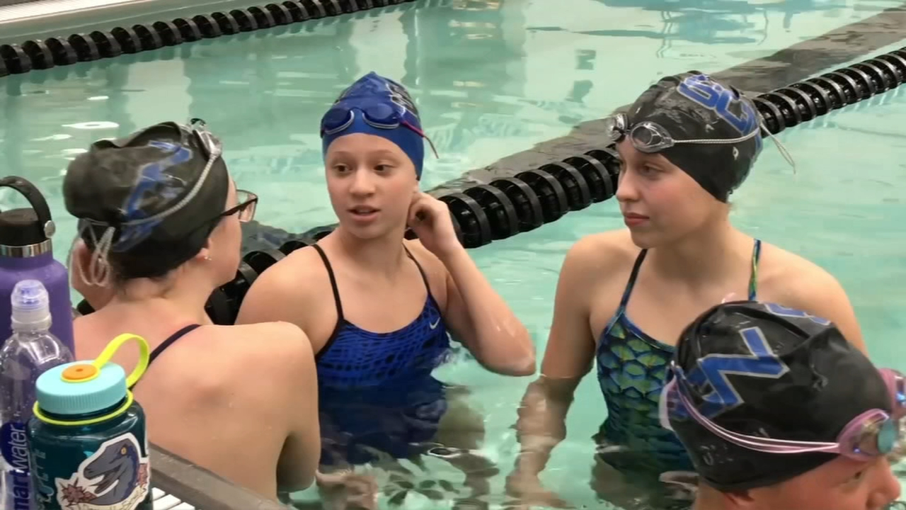 Meet Jillian Stachon. The St. Charles North Junior is a swimmer for her high school, but that really doesnt tell her story.