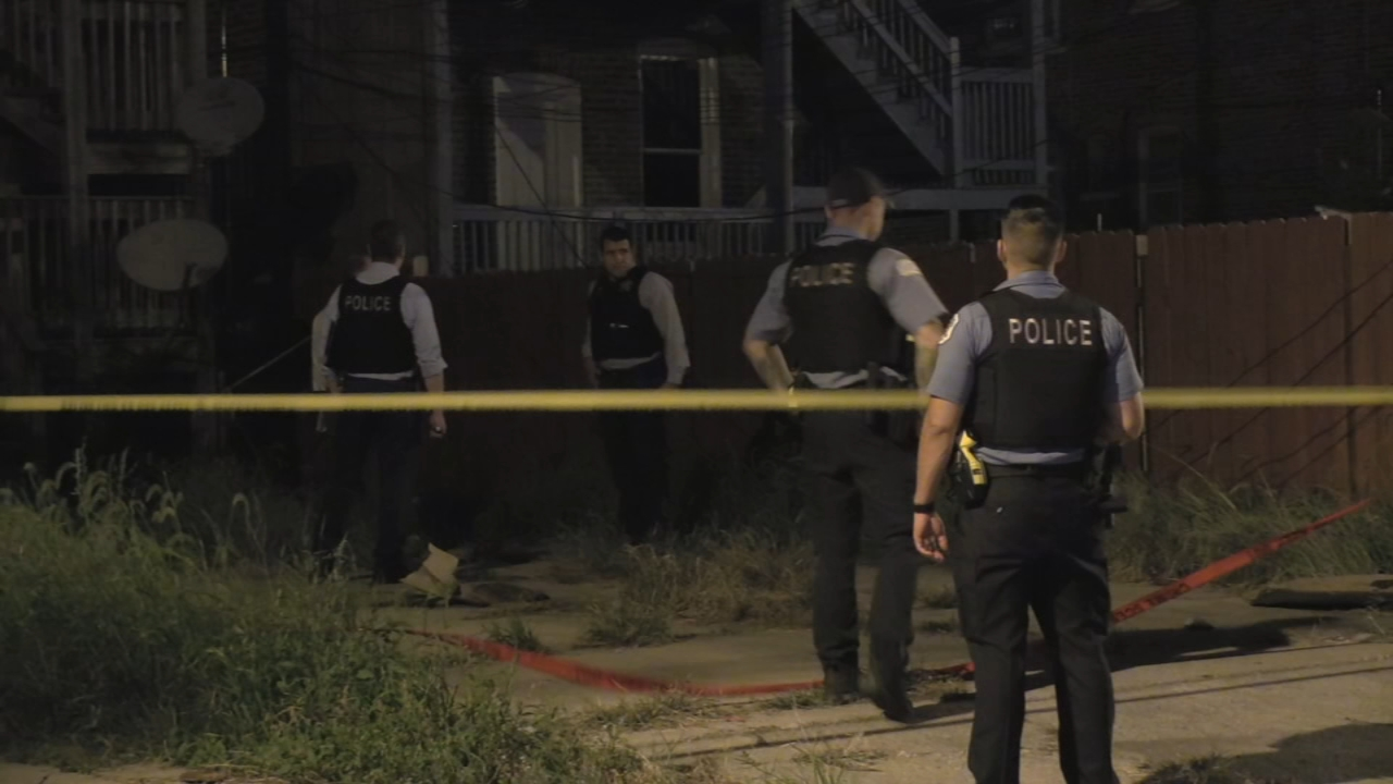 Chicago police are looking for a man they believe stabbed and killed a woman during an argument in the West Garfield Park neighborhood.