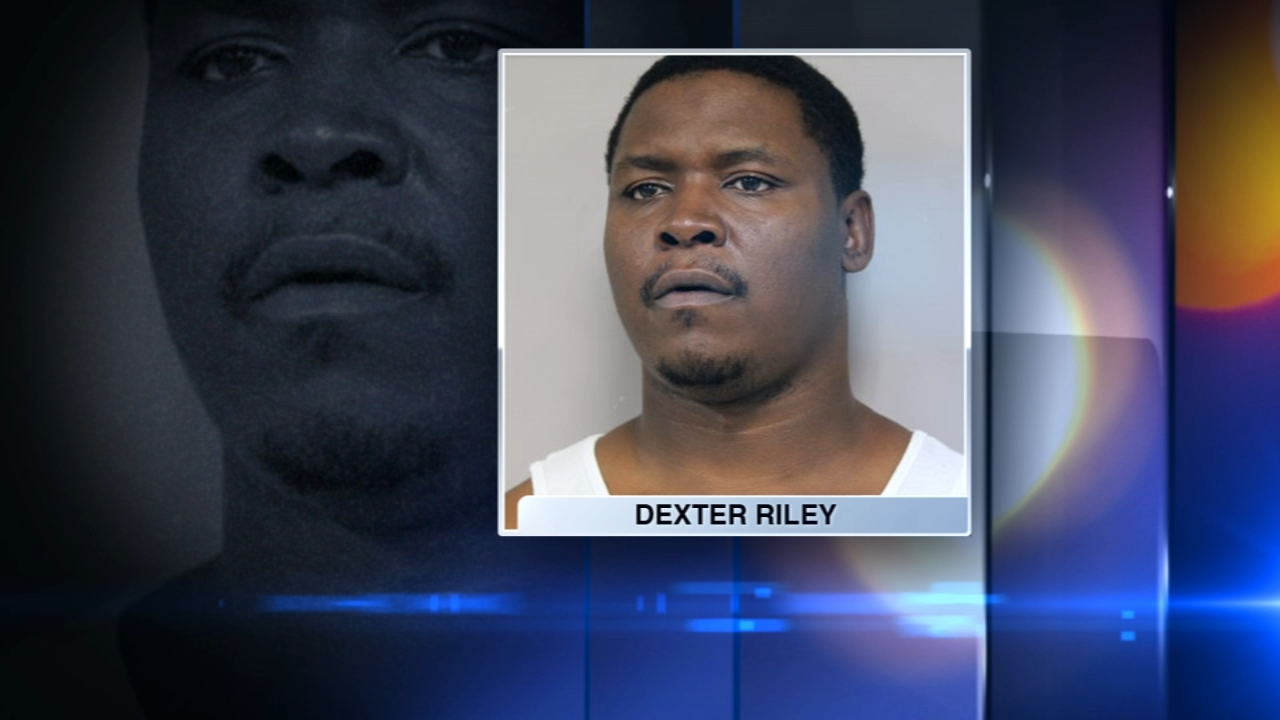 An alleged bank robber was caught because of his good fortune.