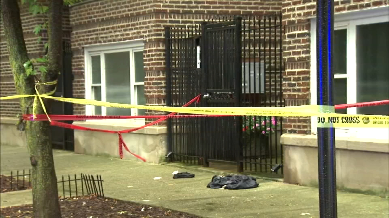 A 36-year-old man was shot Friday morning in Chicagos Rogers Park neighborhood.