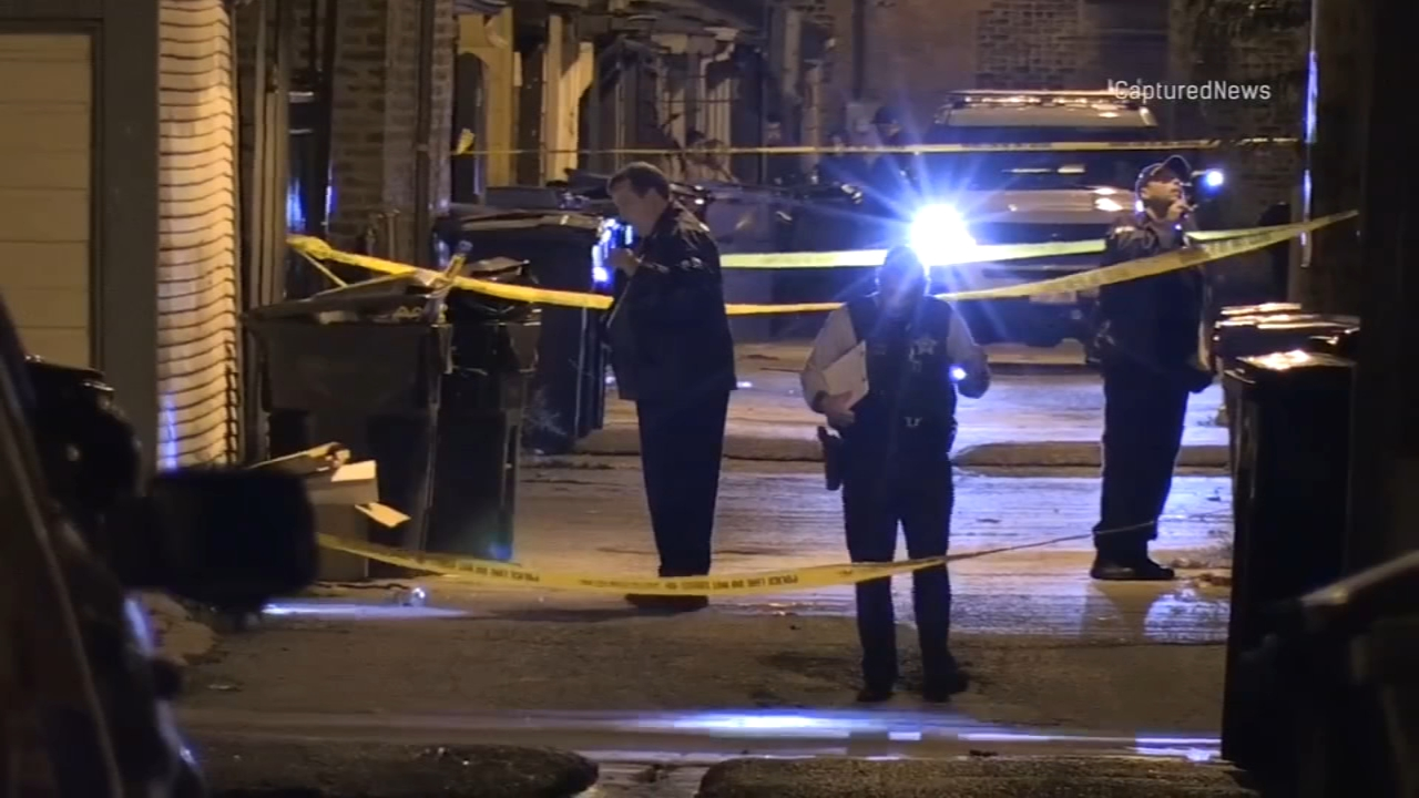 A 2-year-old boy was killed in a shooting late Saturday night in the Hermosa neighborhood on Chicagos Northwest Side.