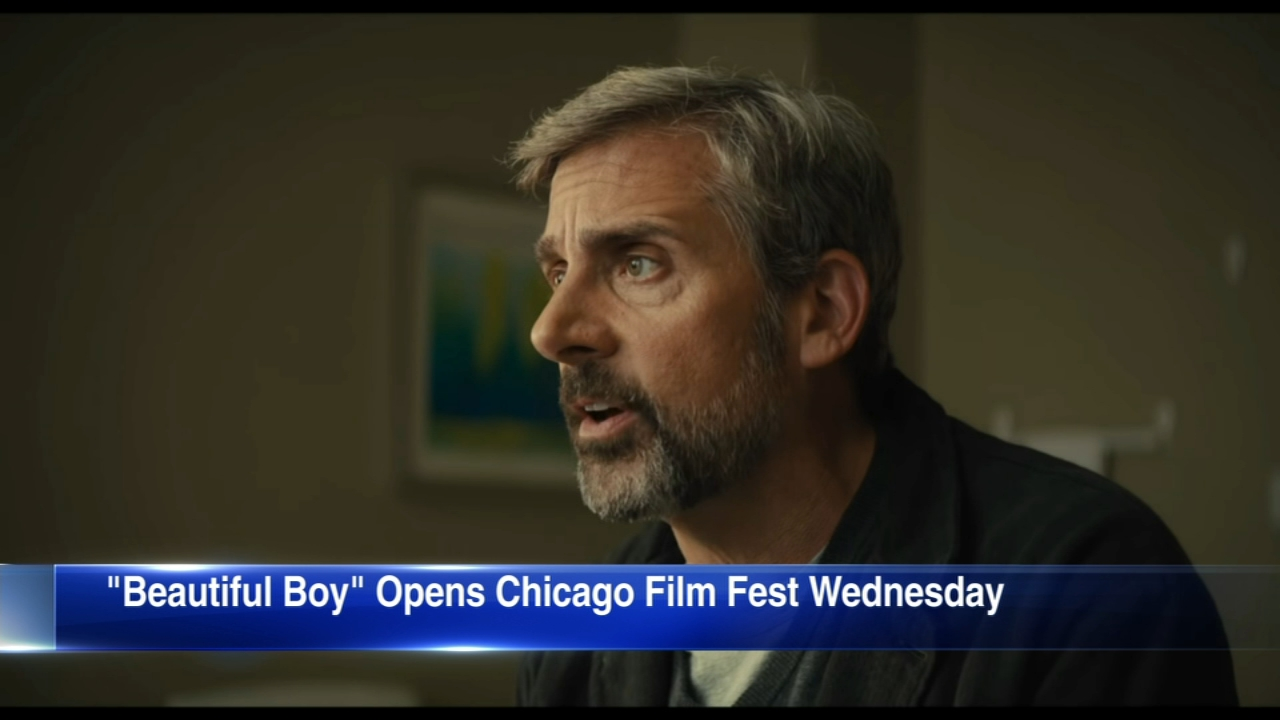 Hollywood stars will descend on Chicago this week as the city gears up for some of the most anticipated films of the year.