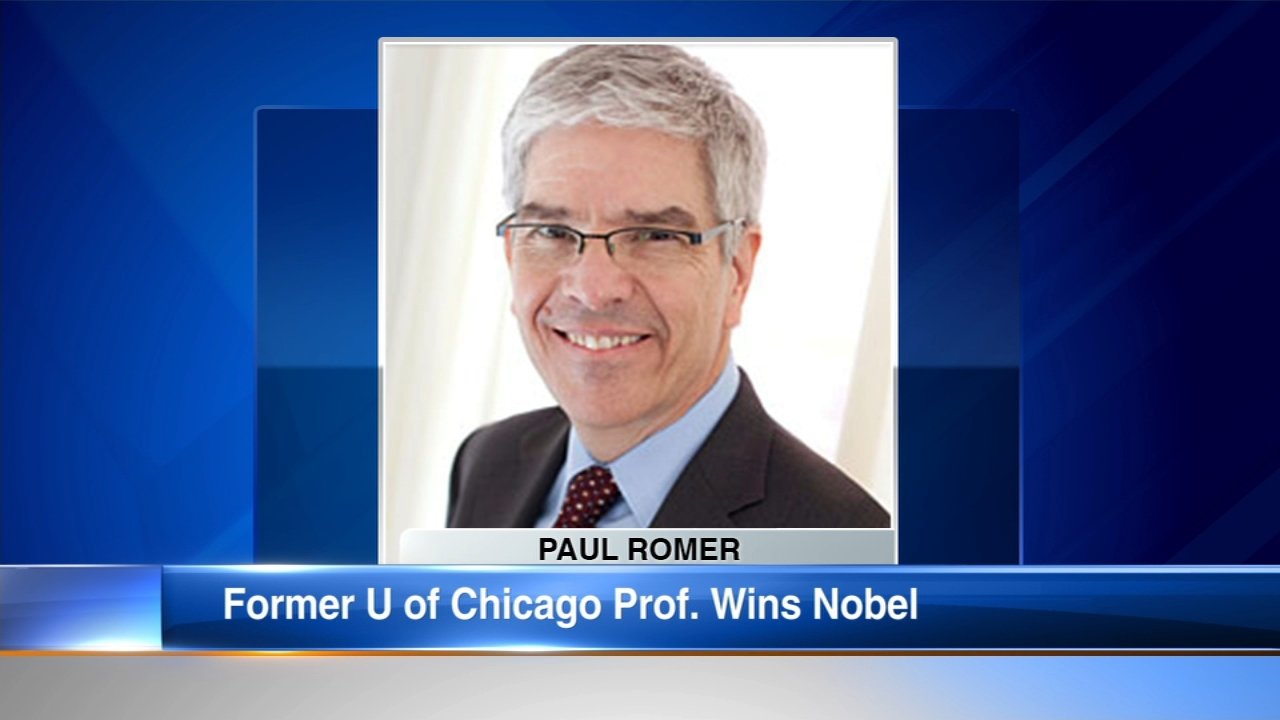 The Nobel Prize in Economics was awarded to a man with ties to the University of Chicago.
