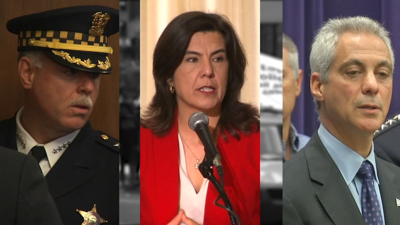 After a video of Laquan McDonald being shot by Jason Van Dyke was released, CPD Supt. Garry McCarthy was fired, Cook County State's Attorney Anita Alvarez was defeated and Mayor Ra
