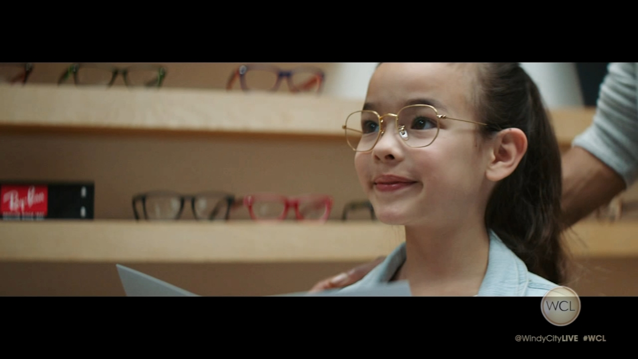 Pearle Vision is encouraging people to take a picture of themselves in their favorite eyeglasses and post them with #RaiseYourGlasses.