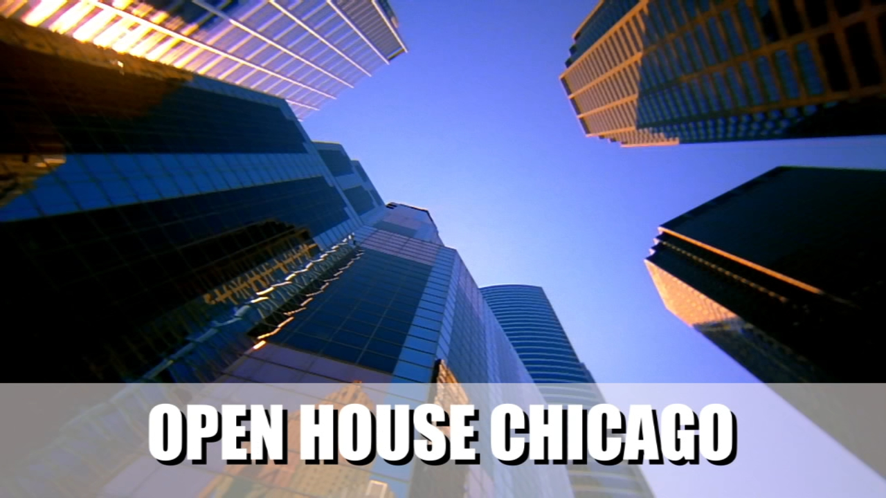The Chicago Architecture Center's Open House Chicago gives you behind-the-scenes access to more than 250 buildings this weekend.
