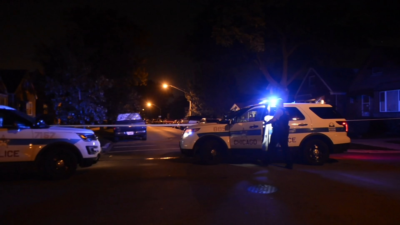 A 16-year-old boy is dead after a drive-by shooting on the Northwest Side Monday night.