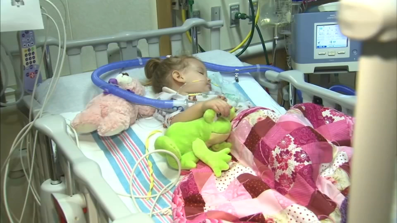 A rare polio-like illness is impacting children across the country, including two being treated at Lurie Childrens Hospital in Chicago.