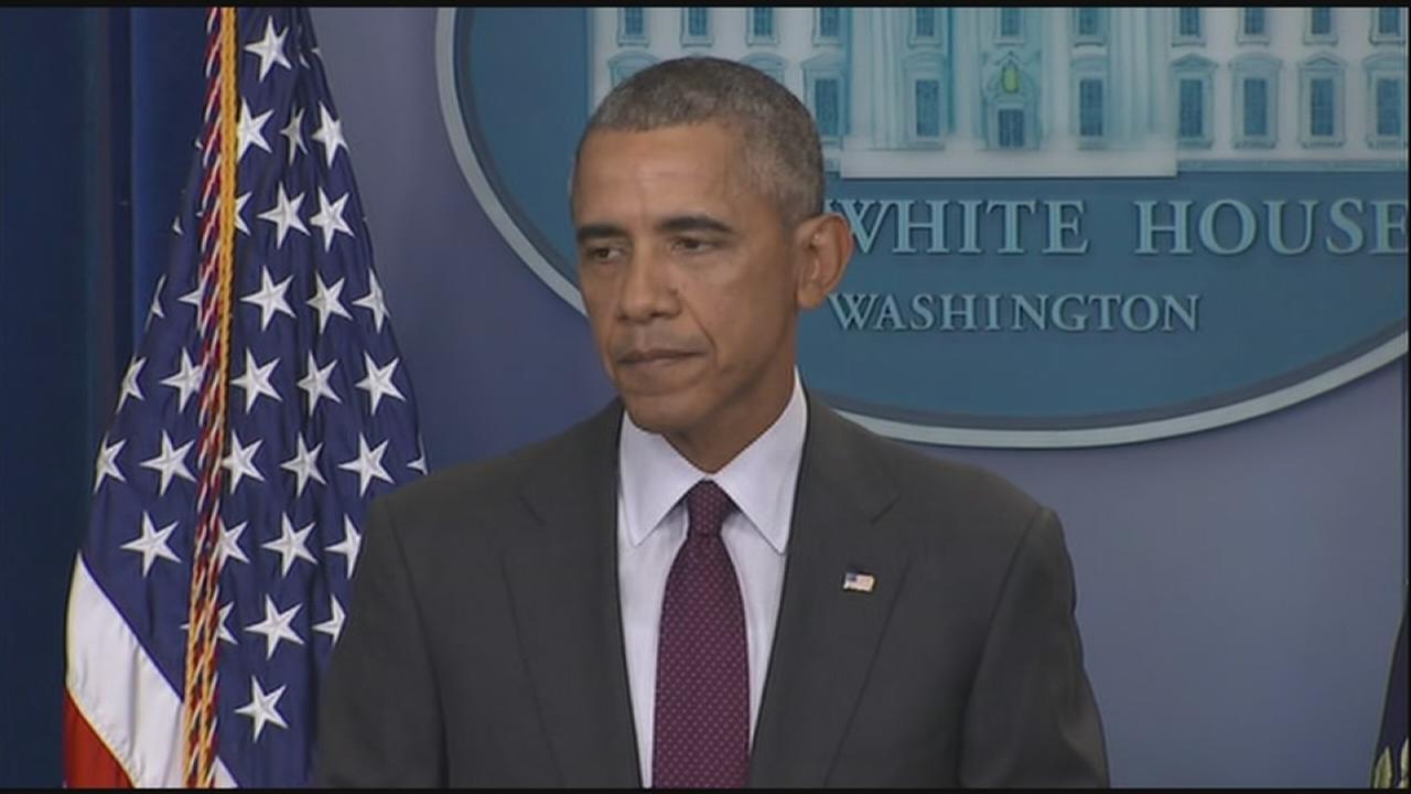 Obama addresses nation after mass shooting in Oregon