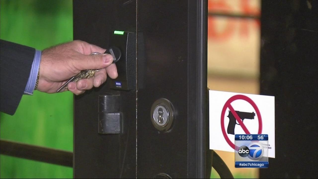 Heightened security concerns in Chicago area