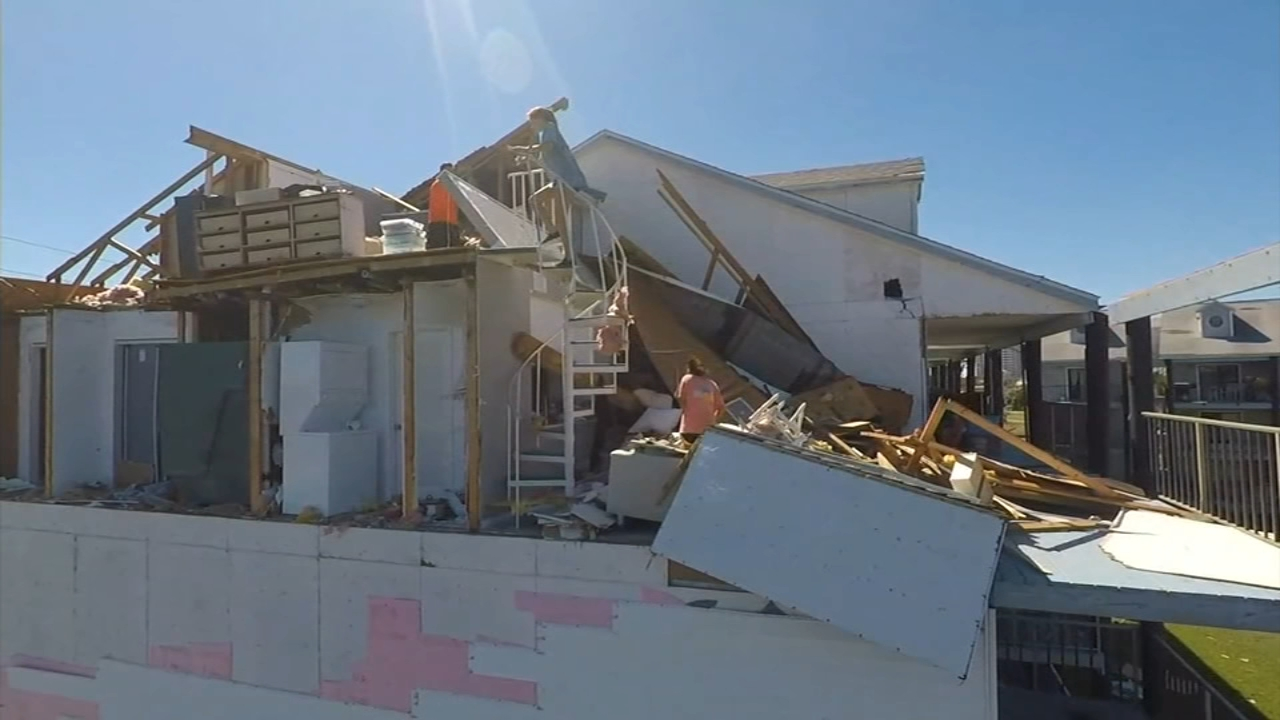 At least 17 people are dead after Hurricane Michael slammed into Florida.