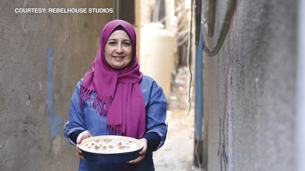 Soufra follows a woman in the Beirut refugee camps who opened her own food truck business.