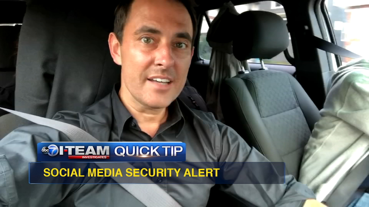 Jason Knowles and the I-Team tell you how you can beef up protection and security on your social media accounts.