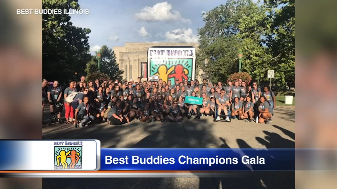 The organization Best Buddies is dedicated to creating opportunities for people living with disabilities.