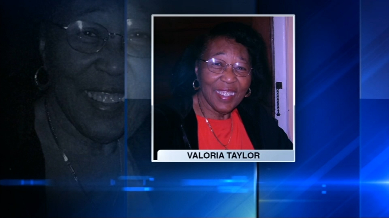 Valoria Taylor, 88, was found dead in her home in the Park Manor neighborhood.