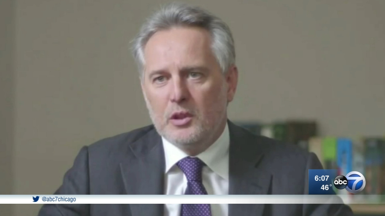 Dmitry Firtash, 53, made a fortune trading natural gas and is now charged in Chicago in a mining project bribery scheme.