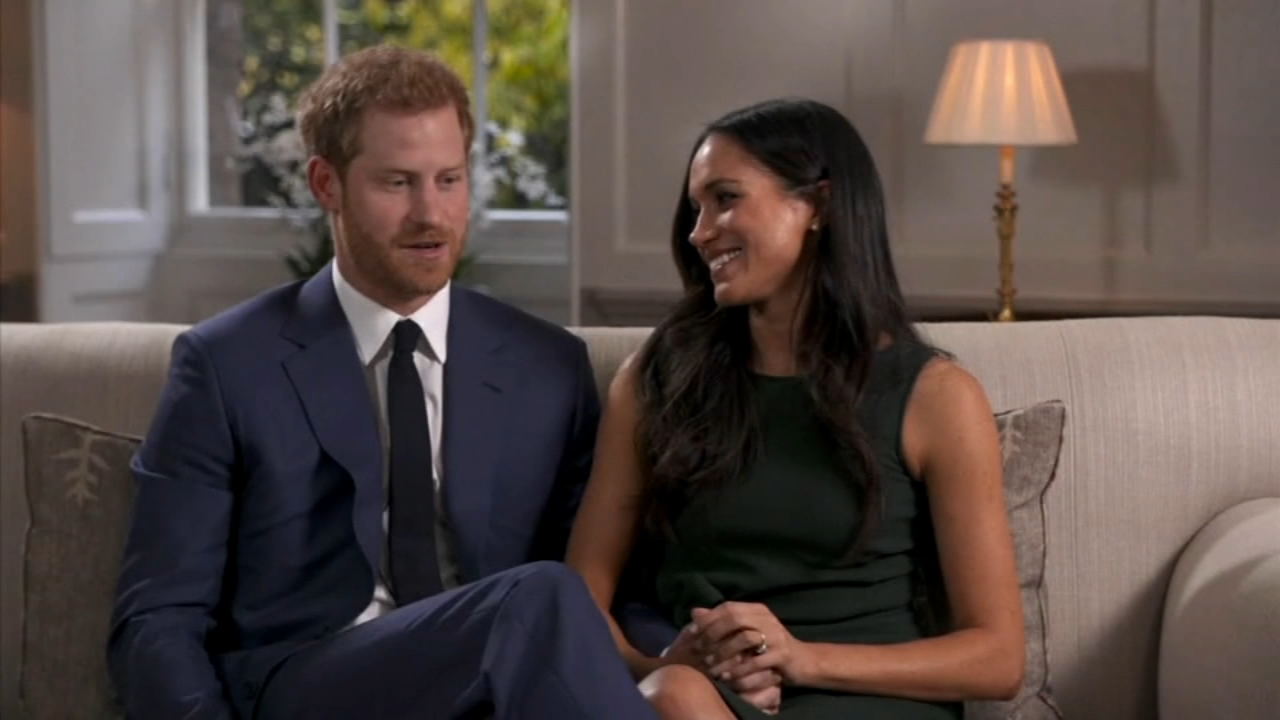 Prince Harry and his wife the Duchess of Sussex are expecting a child in the spring, Kensington Palace said Monday.