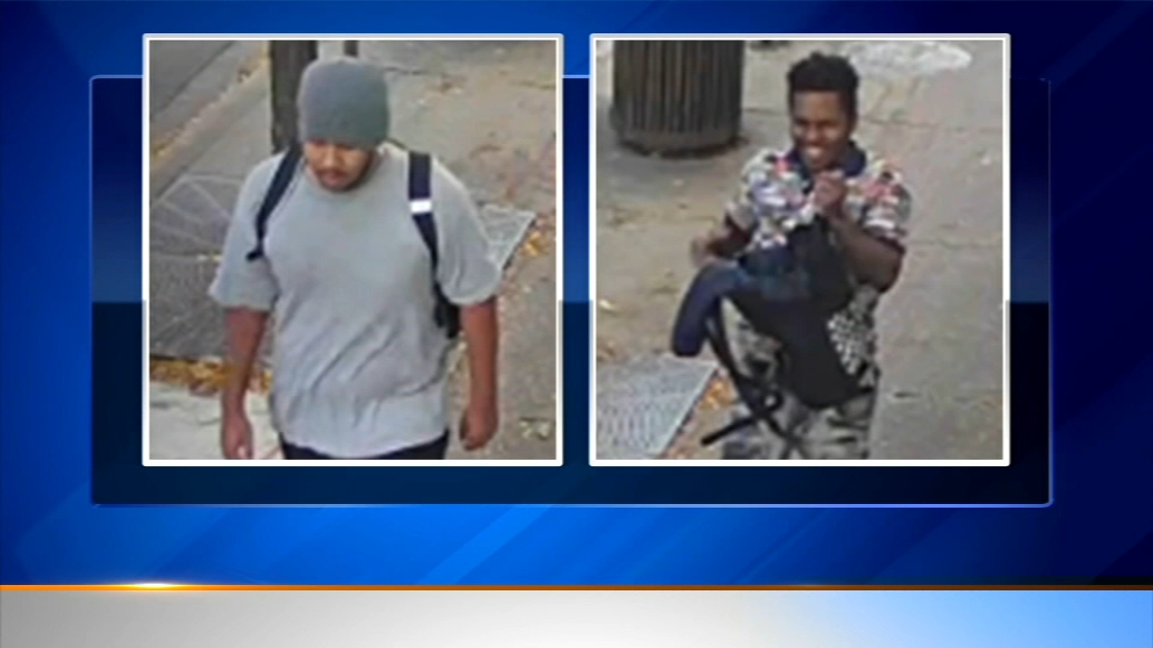 Chicago police are asking North Side residents to be on the alert of intruders after two incidents in the same neighborhood in which women came home to find strangers in their apar