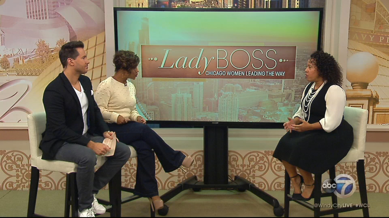 Windy City Live is celebrating women running Chicago businesses and charities in our new series, Lady Boss.