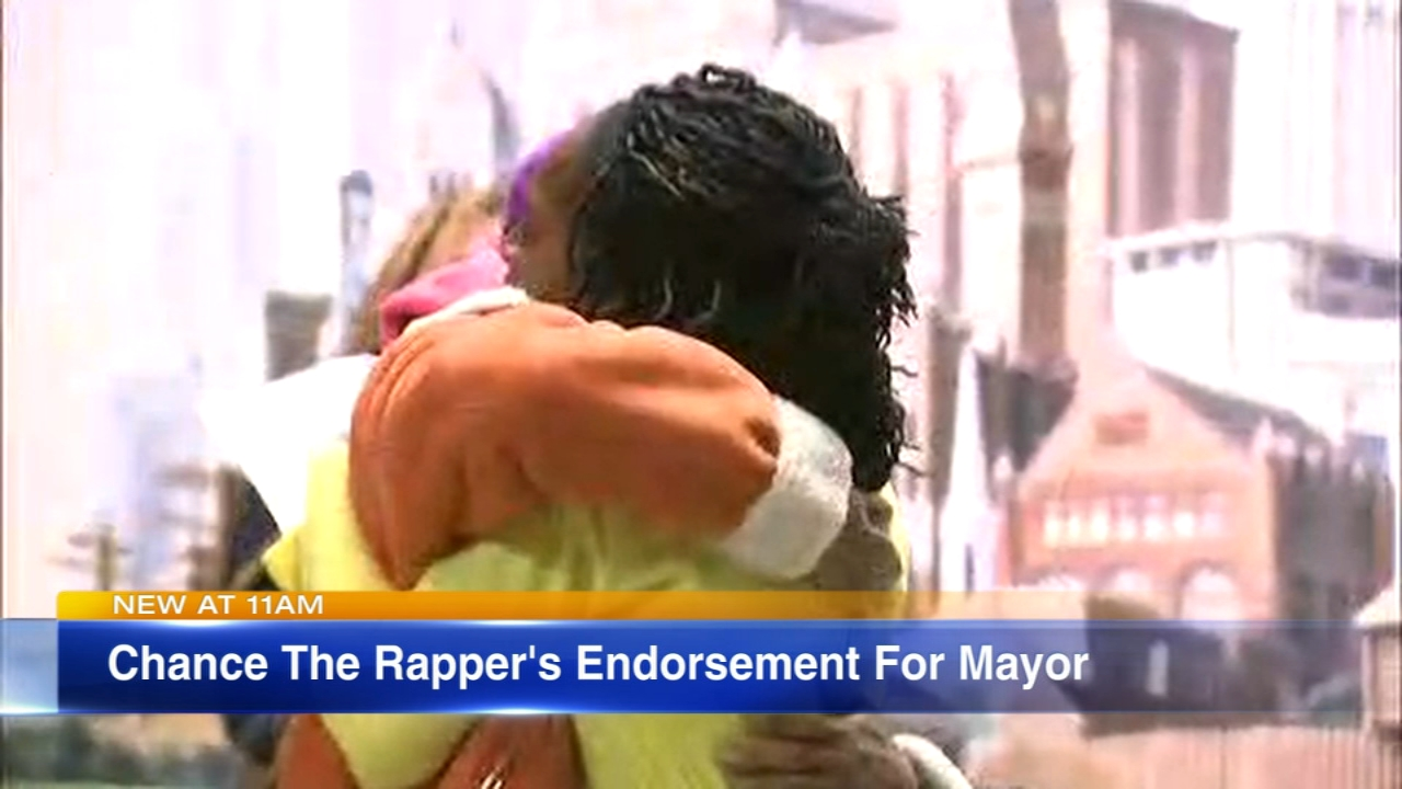 Chance the Rapper has endorsed Amara Enyia in the upcoming Chicago mayoral election.
