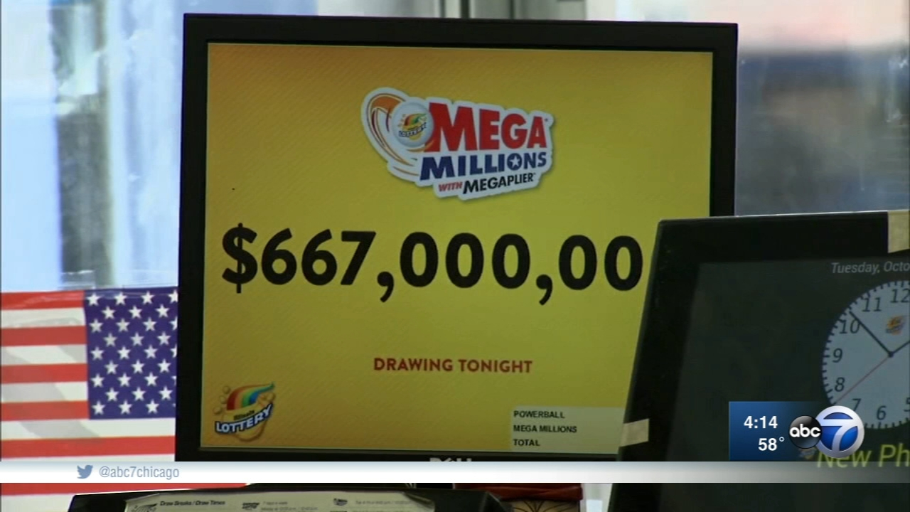 Tuesday could be your lucky day with a massive Mega Million jackpot on the line.