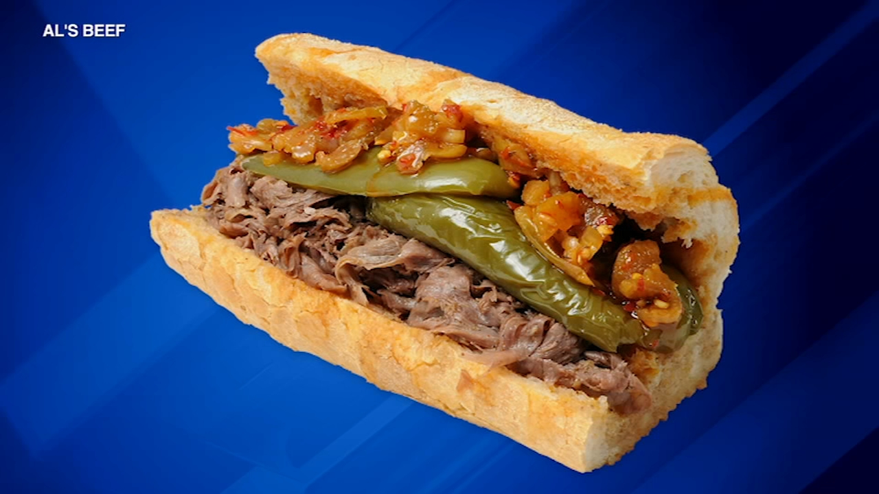 Break out your stretchy pants: Als Italian Beef is celebrating its 80th anniversary by giving away 80-cent sandwiches.