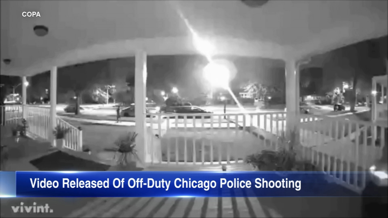 Newly released video shows an off-duty Chicago police sergeant shooting an unarmed teenager who is developmentally disabled.